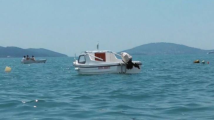 Rota Martı - Yeni Başlayanlar için Kamaralı Tekne