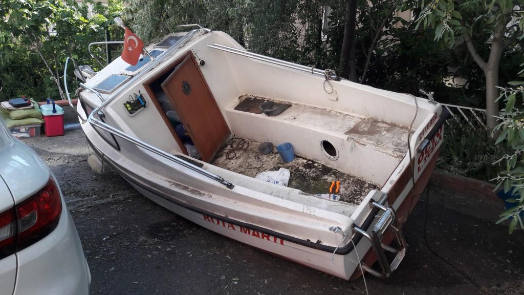 tekne kontrol kapağı