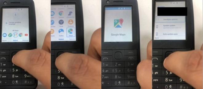 Sızdırılan Nokia 400 4G'nin Görüntüleri
